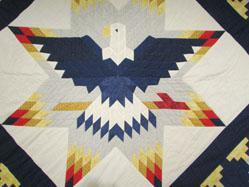 American Eagle quilt