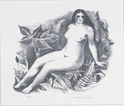 Untitled (Wood Nymph)