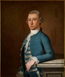 Portrait of John Habersham