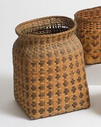 "Basket, ""milk churn"" style"