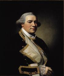 Portrait of Captain Christopher Codrington Bethell