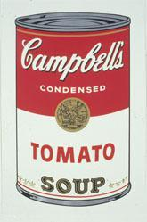 Tomato Soup, from the Campbell's Soup I Portfolio