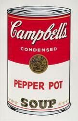 Pepper Pot Soup, from the Campbell's Soup I Portfolio