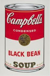 Black Bean Soup, from the Campbell's Soup I Portfolio