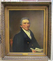 Portrait of Williame Steele