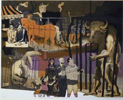 History of Printmaking: Picasso at the Zoo