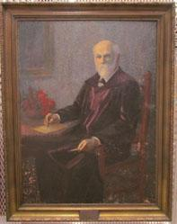 Portrait of David Barrow