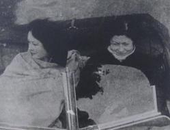 Isadora Duncan And Mary Desti