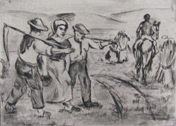 Untitled (Workers In Field)