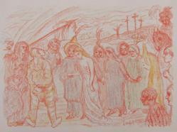 Le Retour Du Calvaire (The Return from Calvary)