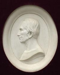 Medallion of Henry Clay