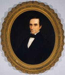 Portrait of Alonzo Church