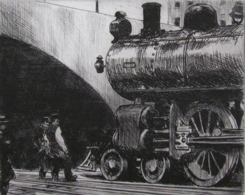 The Locomotive