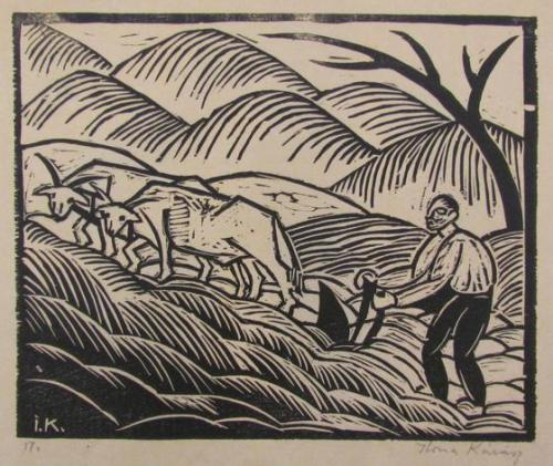 Untitled (Plowing)