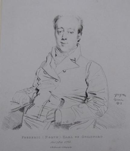 Frederic (North) Earl of Guilford