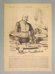 Bismark's 'After-Dinner' Speech (from Harper's Weekly May 4, 1878)