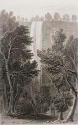 Toccoa Falls (from Georgia Illustrated)