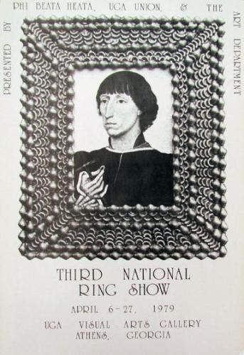 Poster for the 3rd National Ring Show