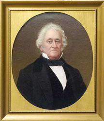 Portrait of a Man (possibly John Hagan, Uncle of General James Hagan)